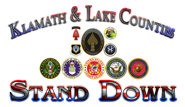 Klamath & Lake Counties Stand Down